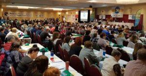 Congrès annuel du SCFP NB - 2018 @ Fredericton Inn | Frédéricton | Nouveau-Brunswick | Canada